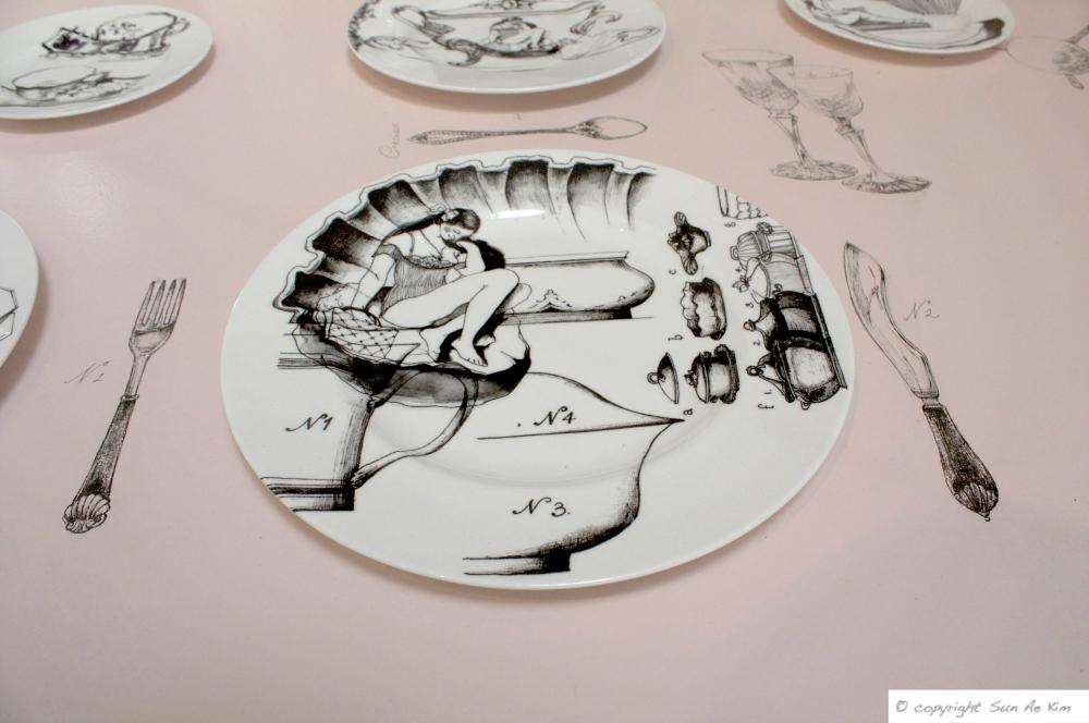 QueenEve'sProgress-Dinner Plate27cm