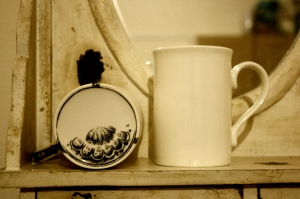 Sun Ae Kim-Tea Strainer Mug01